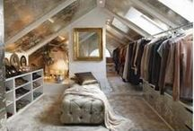 Dream Closet / The perfect place to put shoes, dresses and bags!