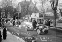 Parades in Missouri / Photos and Illustrations of parades around the state of Missouri.