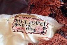 ~~ House of Poiret ~~ / Paul Poiret