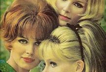 ~ Vintage Hairstyles ~ / Remember any of these?