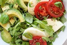 Salads / Salad inspiration, lunch, cooking, food