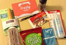 Influenster  #FrostyVoxBox / Free Products I received from #Influenster for a review. / by TicklesandTots