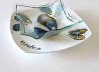 Decals on Glassware / Various glassware designs using our custom digital transfers