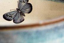 Plates & Crockery / Decorative plates and crockery using our digital ceramic transfers.