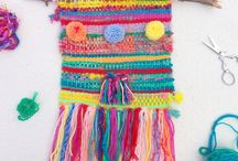 Weaving and Weaving Workshops / Weaving and Weaving Workshops coming soon at The Gilliangladrag Fluff-a-torium