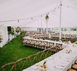 Wedding Decorations / From a barn to a marquee, find your wedding inspiration here.