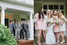 // Our Big Day / A lovely collection on inspiration and ideas that we took and made our own! The images from OUR Big Day are from the uber talented Jennie Andrews Photography in Knoxville, TN