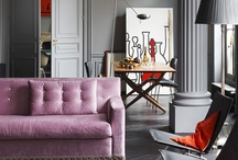 inside / love a well styled home! / by Helen Kolovos