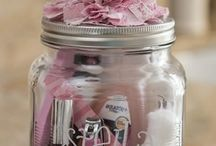 Homemade gifts / by Chelsea Hill