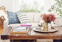 Stylish Spaces / Inspiring home decor photos and ideas.