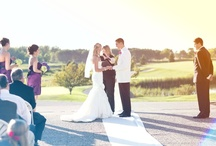 Rush Creek Golf Club | Minnesota Weddings / http://rushcreek.bellagala.com/?fetch=yes / by Bellagala ©
