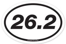 Marathon Gifts / Everything 26.2! Great originally designed gifts for any runner who loves to run Marathons! goneforarun.com