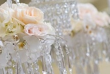 Floral Chandeliers  / by Toni Chandler Flowers & Events