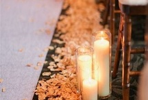 Aisle Treatments / by Toni Chandler Flowers & Events