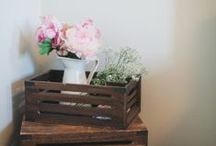 Home Decor / by Michelle Whosoever