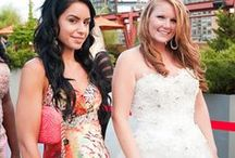 CLV EVENTS / Fabulous prom style dresses  / by Camille La Vie
