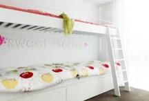 kids & babies rooms / Inspiration for our children's shop and blog http://www.littlebylittle.com.au http://www.littlebylittlekids.blogspot.com / by Helen Kolovos