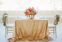 Sweetheart Tables / by Toni Chandler Flowers & Events