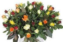 Rozen & Rozenboeketten / Rozen bezorgen bij uw geliefde, vrienden of familie? Uw rozen bezorgen wij op elk gewenst adres binnen de BeNeLux. / by verstuureenbloemetje.nl