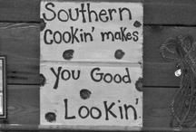 Southern Comfort  / by Joelle' Scheffer