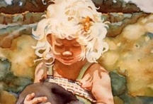 fine art and artists to remember / famous paintings and beautiful art worthy of remembering. / by Sharon Jernigan