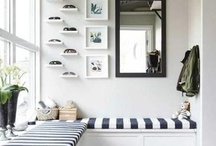 mudroom/laundry / by Helen Kolovos