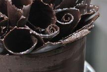 Chocolate / Everything chocolate  / by Liv Varela
