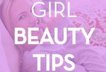 DIY THIS / Who needs a salon when you can DIY? Get a perfect pout, gorgeous hair, and line your eyes flawlessly with these beauty tips and tricks! / by Camille La Vie