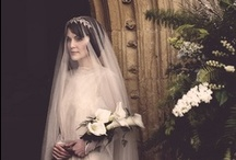 // Downton Abbey Inspo / A compilation of images to inspire a shoot based on Downton Abbey.