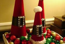 Christmas / by Amanda Hulett Cooper