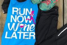 Women's Runner's Tops / Women's Tees, Singlets, Performance Hoodies, Statement Jerseys, and more!