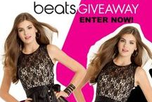 WIN FABULOUSLY / For all the latest in sweepstakes and contests. You could win something truly fab!  / by Camille La Vie