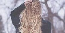 WINTRY LOCKS / From cool shades of hair to unique braids and updos, these winter hairstyles are all on point. Peruse through for inspiration for wedding, holidays, or everyday looks.