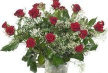 Valentijn bloemen / by verstuureenbloemetje.nl