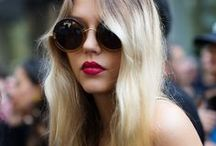 #StreetStyleBeauty / The most inspiring beauty looks from our favorite street style stars.