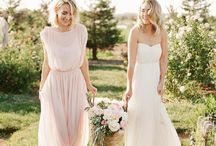 Weddings / Bridal style, attendee outfit ideas, wedding trends, and so much more for the cool bride-to-be.