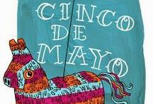 cinco de mayo / by Lisa Barton