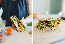 sandwiches & toasts / by Love and Lemons