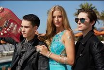 MIDNIGHT RED x CAMILLE LA VIE / Take a look behind the scenes with our boys Midnight Red at our 2016 prom dress photo shoot in Santa Monica!