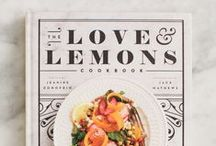 cookbooks / by Love and Lemons