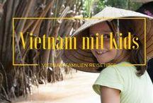 Vietnam mit Kindern / Vietnam mit Kindern bereisen, das ist aufregend und spannend. Lass dich inspirieren und sammle wertvolle Tipps zur Reiseplanung!