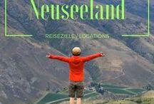 Neuseeland Where to go | Tipps für die Reiseroute / Wohin soll deine Neuseeland-Reise gehen? Wir stellen dir schöne und ungewöhnliche Locations für deine Reiseroute vor.