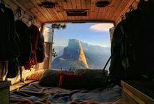 Campervan ♥ Reisen | Roadtrips mit Kind / Campervan Reisen mit Kind machen Spaß und sind günstig. Wir lieben Roadtrips im Campervan - hier sammeln wir Tips und Hacks, Reiseziele und Routenvorschläge für Campervan-Trips in Familie.