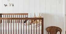 Nursery / A nursery should be a tranquil space full of love