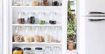 Organised Pantry / Ideas and suggestions as to how to have an organised Pantry