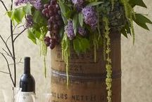 vineyard winery grapes wedding / Beautiful purple, orange, reds, browns and greens are a perfect match for your vineyard wedding at the winery! / by michelle mospens