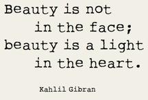 Beauty is as Beauty Does / by Heather Georgianna