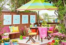 Outdoor Ideas / Patio and other outdoor design