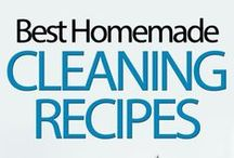Clean / Housecleaning tips and tricks