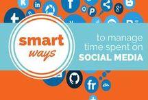 Social Media / Facebook, Twitter, Pinterest, and other Social Media Sites